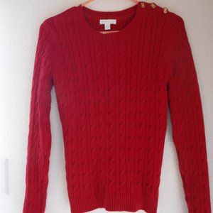 Charter Club Ribbed Sweater